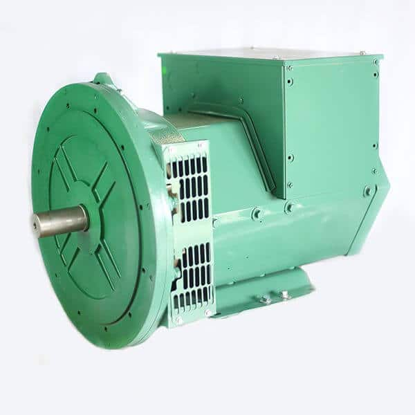 CGG-184E-21kw-2-Bearing-1-Phase